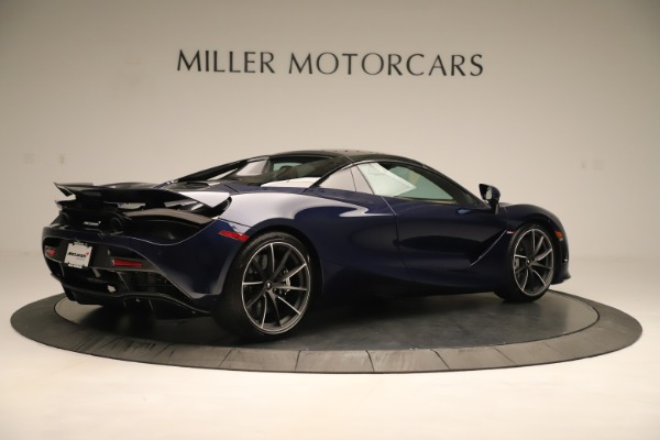 New 2020 McLaren 720S Spider Convertible for sale $372,250 at Maserati of Greenwich in Greenwich CT 06830 22