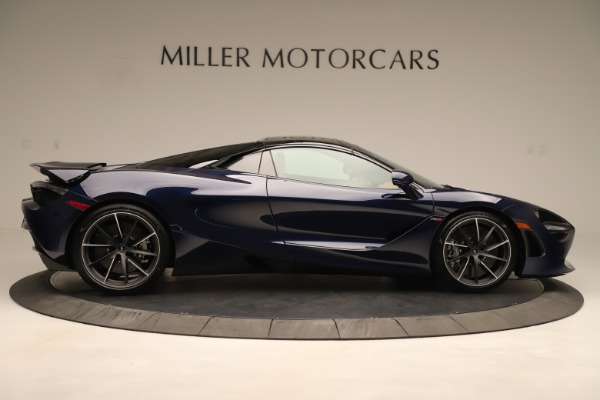 New 2020 McLaren 720S Spider for sale $372,250 at Maserati of Greenwich in Greenwich CT 06830 23