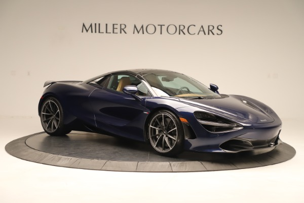 New 2020 McLaren 720S Spider Convertible for sale $372,250 at Maserati of Greenwich in Greenwich CT 06830 24