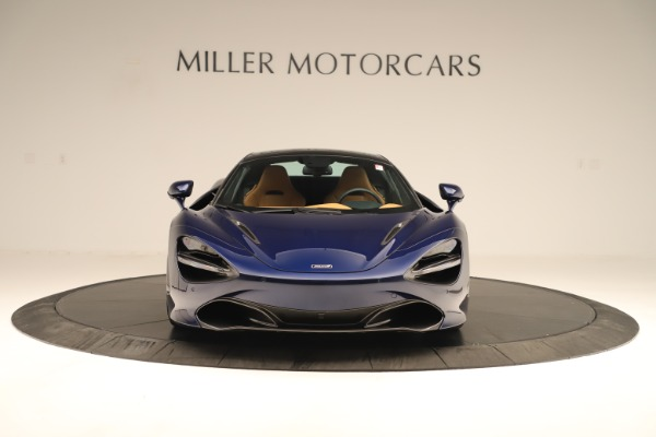 New 2020 McLaren 720S Spider Convertible for sale $372,250 at Maserati of Greenwich in Greenwich CT 06830 25