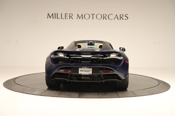 New 2020 McLaren 720S Spider Convertible for sale $372,250 at Maserati of Greenwich in Greenwich CT 06830 26