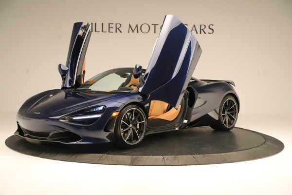 New 2020 McLaren 720S Spider Convertible for sale $372,250 at Maserati of Greenwich in Greenwich CT 06830 28