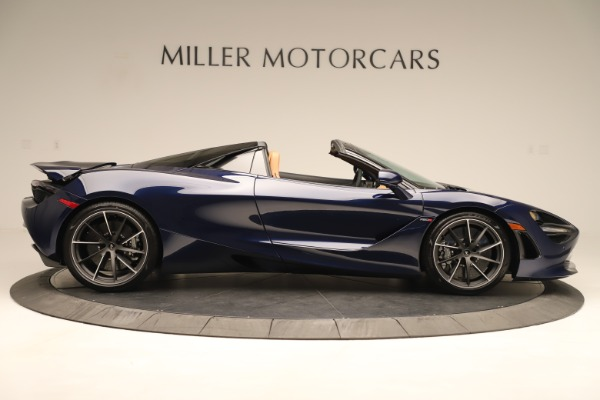 New 2020 McLaren 720S Spider for sale $372,250 at Maserati of Greenwich in Greenwich CT 06830 5