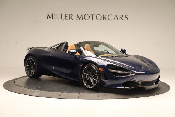 New 2020 McLaren 720S Spider Convertible for sale $372,250 at Maserati of Greenwich in Greenwich CT 06830 6