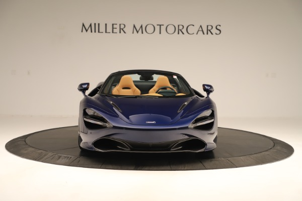 New 2020 McLaren 720S Spider Convertible for sale $372,250 at Maserati of Greenwich in Greenwich CT 06830 7