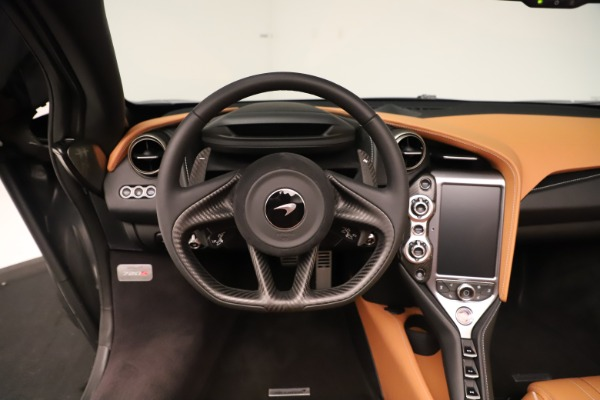 New 2020 McLaren 720S Spider Convertible for sale $372,250 at Maserati of Greenwich in Greenwich CT 06830 9