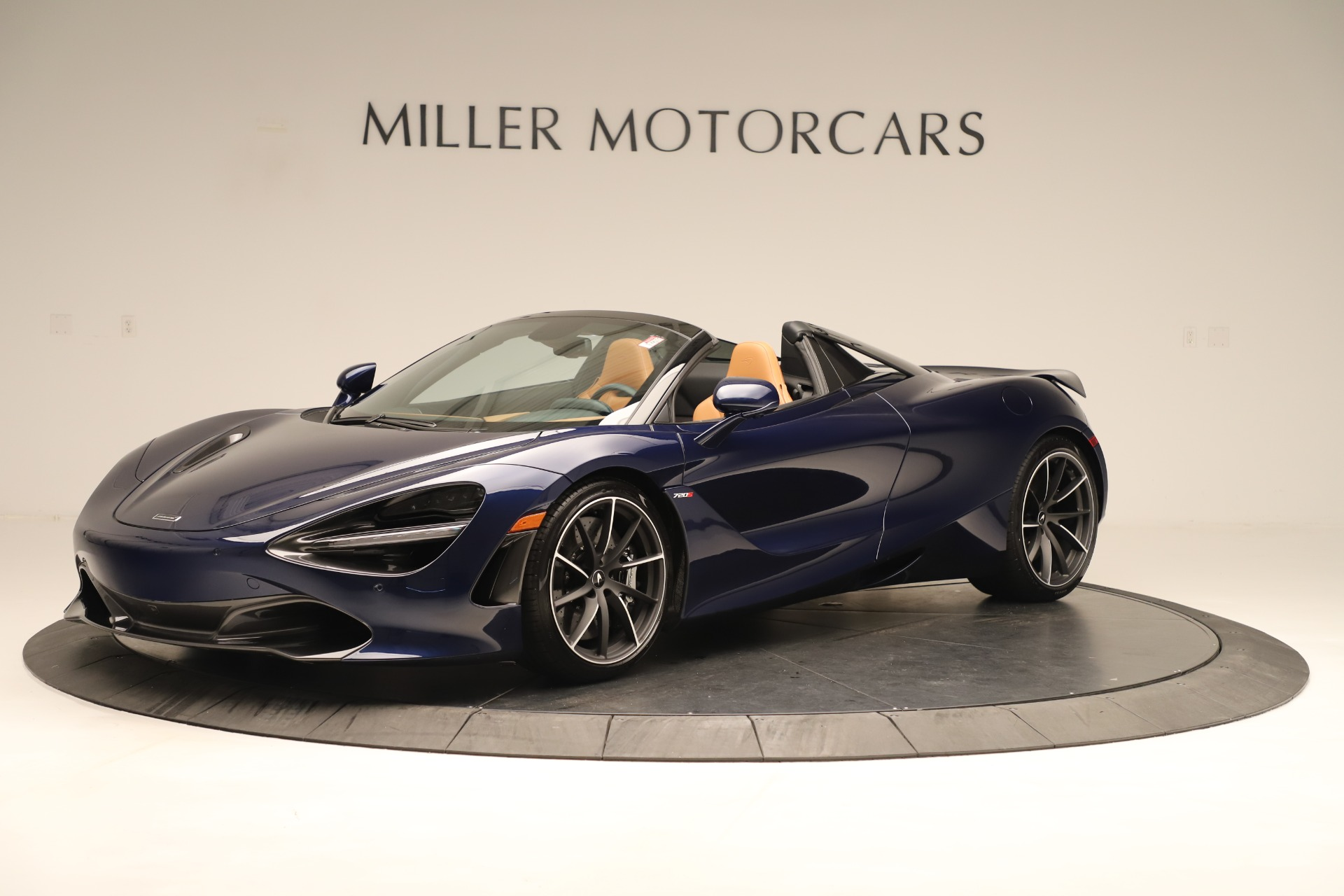 New 2020 McLaren 720S Spider Convertible for sale $372,250 at Maserati of Greenwich in Greenwich CT 06830 1