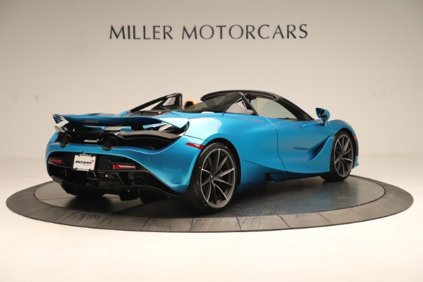 New 2020 McLaren 720S SPIDER Convertible for sale Sold at Maserati of Greenwich in Greenwich CT 06830 14
