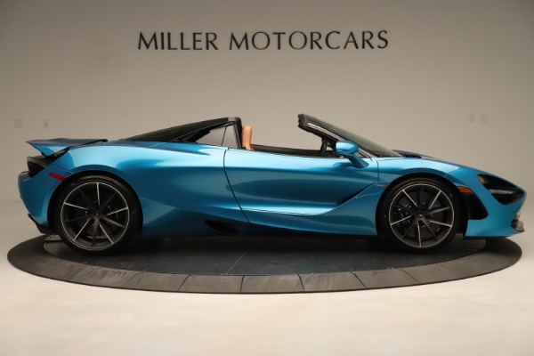 New 2020 McLaren 720S SPIDER Convertible for sale Sold at Maserati of Greenwich in Greenwich CT 06830 15