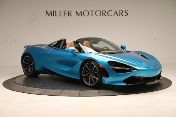 New 2020 McLaren 720S SPIDER Convertible for sale Sold at Maserati of Greenwich in Greenwich CT 06830 16