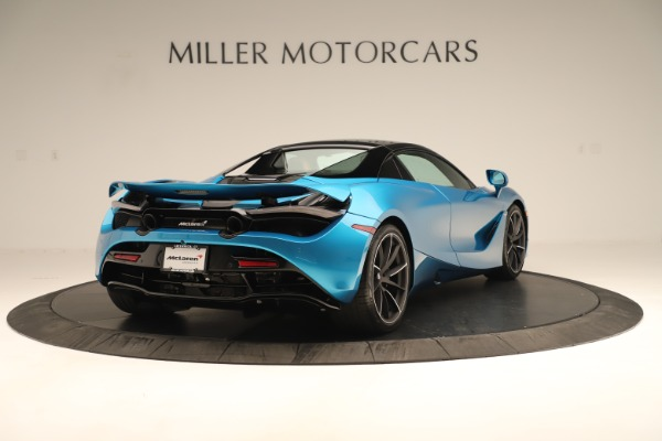 New 2020 McLaren 720S SPIDER Convertible for sale Sold at Maserati of Greenwich in Greenwich CT 06830 6