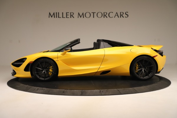 New 2020 McLaren 720S SPIDER Convertible for sale Sold at Maserati of Greenwich in Greenwich CT 06830 11