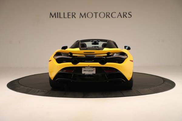 New 2020 McLaren 720S SPIDER Convertible for sale Sold at Maserati of Greenwich in Greenwich CT 06830 13