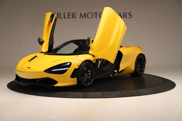 New 2020 McLaren 720S SPIDER Convertible for sale Sold at Maserati of Greenwich in Greenwich CT 06830 18