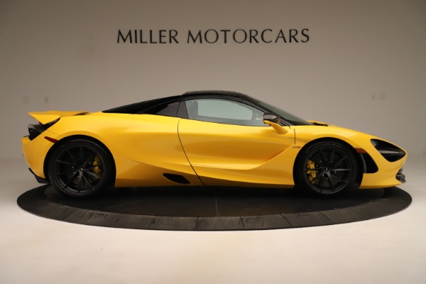 New 2020 McLaren 720S SPIDER Convertible for sale Sold at Maserati of Greenwich in Greenwich CT 06830 7