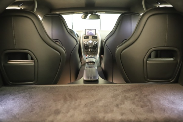 Used 2019 Aston Martin Rapide V12 AMR for sale Sold at Maserati of Greenwich in Greenwich CT 06830 21