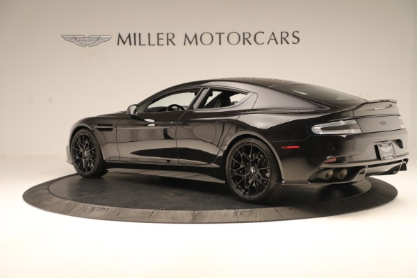 Used 2019 Aston Martin Rapide V12 AMR for sale Sold at Maserati of Greenwich in Greenwich CT 06830 3