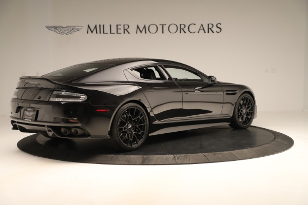 Used 2019 Aston Martin Rapide V12 AMR for sale Sold at Maserati of Greenwich in Greenwich CT 06830 7