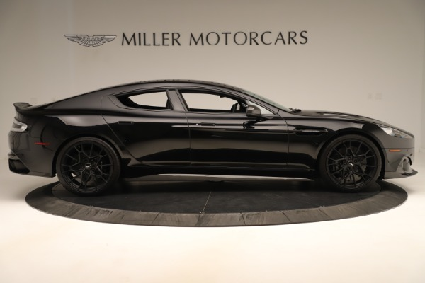 Used 2019 Aston Martin Rapide V12 AMR for sale Sold at Maserati of Greenwich in Greenwich CT 06830 8