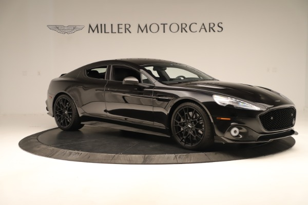 Used 2019 Aston Martin Rapide V12 AMR for sale Sold at Maserati of Greenwich in Greenwich CT 06830 9