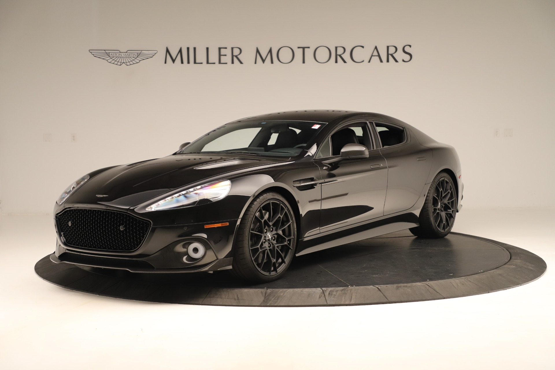 Used 2019 Aston Martin Rapide V12 AMR for sale Sold at Maserati of Greenwich in Greenwich CT 06830 1