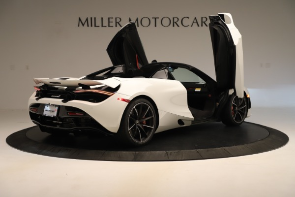 New 2020 McLaren 720S SPIDER Convertible for sale Sold at Maserati of Greenwich in Greenwich CT 06830 21