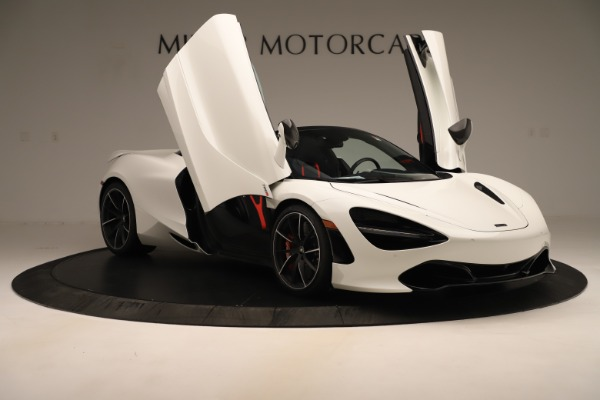 New 2020 McLaren 720S SPIDER Convertible for sale Sold at Maserati of Greenwich in Greenwich CT 06830 22