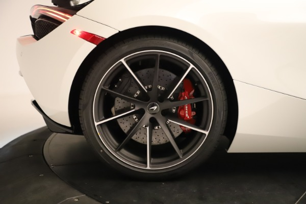 New 2020 McLaren 720S SPIDER Convertible for sale Sold at Maserati of Greenwich in Greenwich CT 06830 23