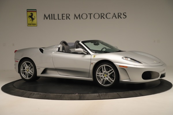 Used 2008 Ferrari F430 Spider for sale $125,900 at Maserati of Greenwich in Greenwich CT 06830 10