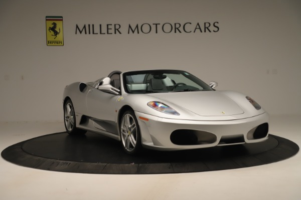 Used 2008 Ferrari F430 Spider for sale $125,900 at Maserati of Greenwich in Greenwich CT 06830 11