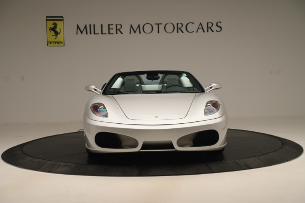 Used 2008 Ferrari F430 Spider for sale $125,900 at Maserati of Greenwich in Greenwich CT 06830 12