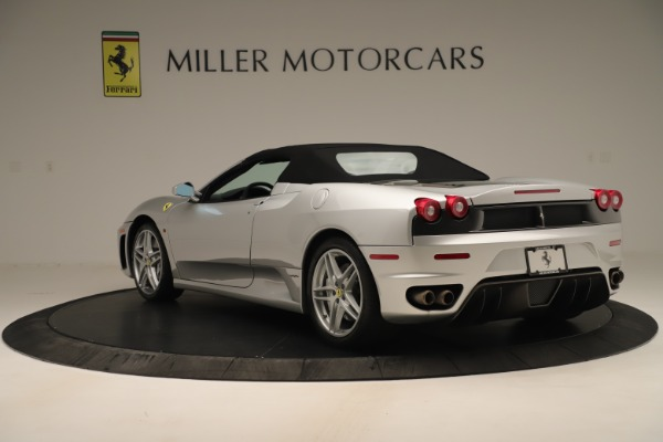 Used 2008 Ferrari F430 Spider for sale $125,900 at Maserati of Greenwich in Greenwich CT 06830 13