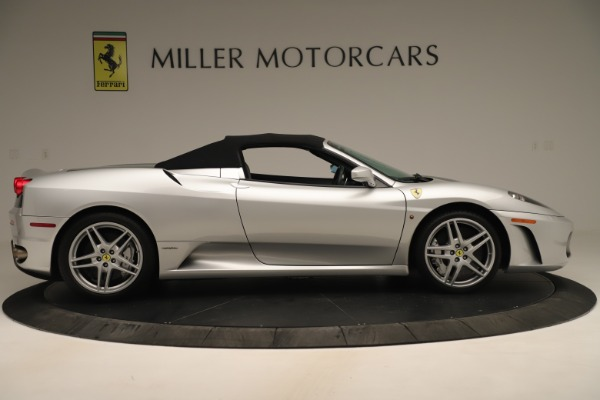 Used 2008 Ferrari F430 Spider for sale $125,900 at Maserati of Greenwich in Greenwich CT 06830 15