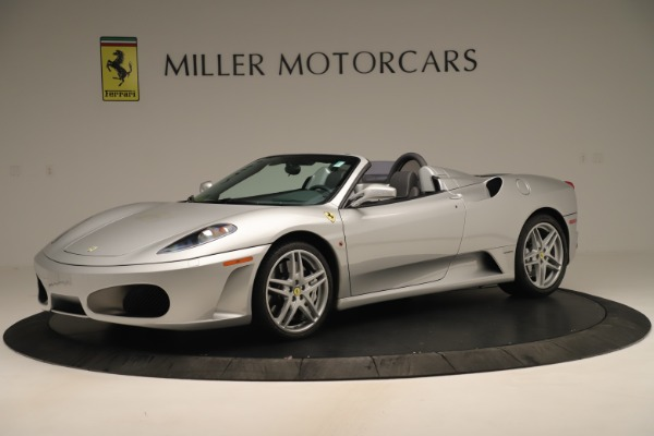 Used 2008 Ferrari F430 Spider for sale $125,900 at Maserati of Greenwich in Greenwich CT 06830 2
