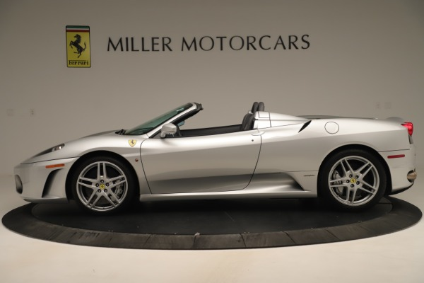 Used 2008 Ferrari F430 Spider for sale $125,900 at Maserati of Greenwich in Greenwich CT 06830 3