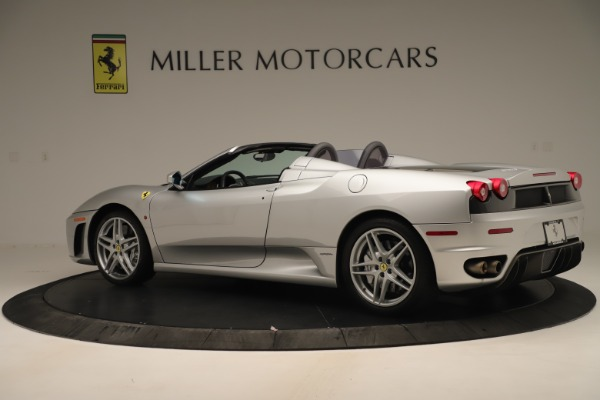 Used 2008 Ferrari F430 Spider for sale $125,900 at Maserati of Greenwich in Greenwich CT 06830 4
