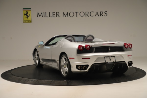 Used 2008 Ferrari F430 Spider for sale $125,900 at Maserati of Greenwich in Greenwich CT 06830 5