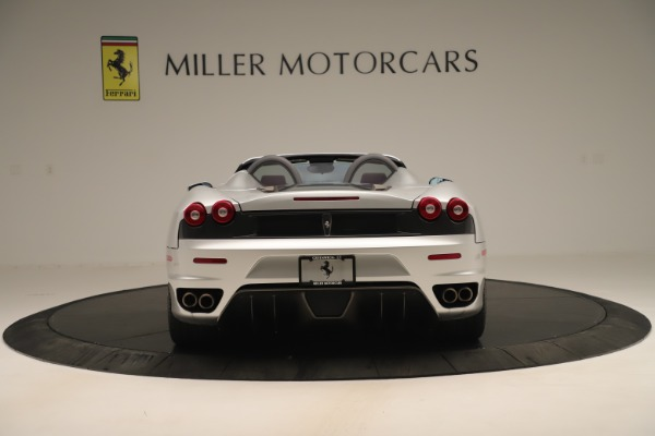 Used 2008 Ferrari F430 Spider for sale $125,900 at Maserati of Greenwich in Greenwich CT 06830 6