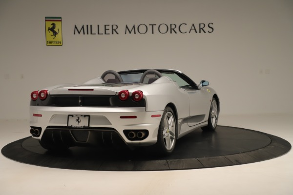 Used 2008 Ferrari F430 Spider for sale $125,900 at Maserati of Greenwich in Greenwich CT 06830 7