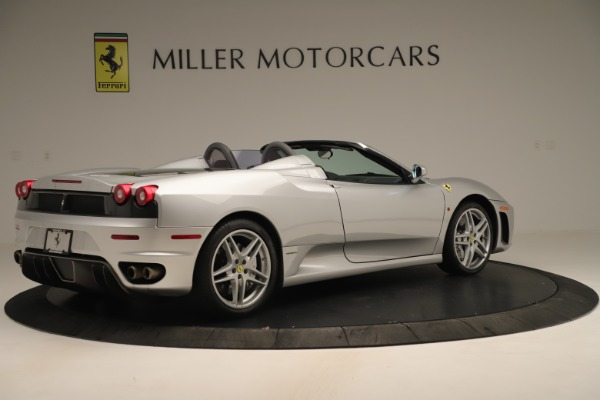 Used 2008 Ferrari F430 Spider for sale $125,900 at Maserati of Greenwich in Greenwich CT 06830 8