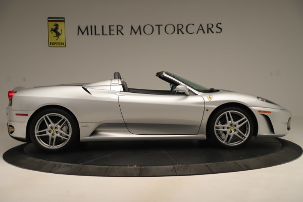 Used 2008 Ferrari F430 Spider for sale $125,900 at Maserati of Greenwich in Greenwich CT 06830 9
