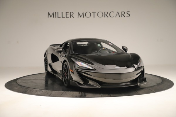 New 2019 McLaren 600LT Coupe for sale $278,790 at Maserati of Greenwich in Greenwich CT 06830 10