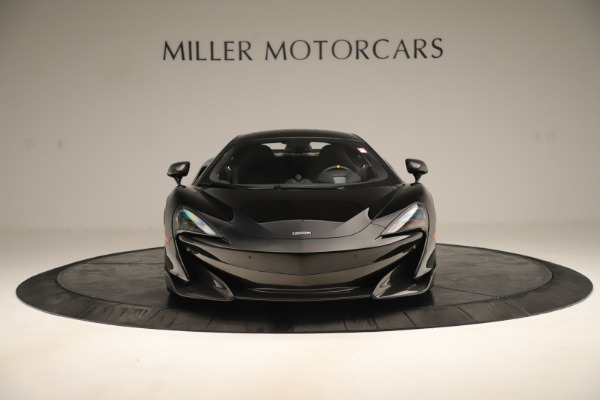 New 2019 McLaren 600LT Coupe for sale $278,790 at Maserati of Greenwich in Greenwich CT 06830 11