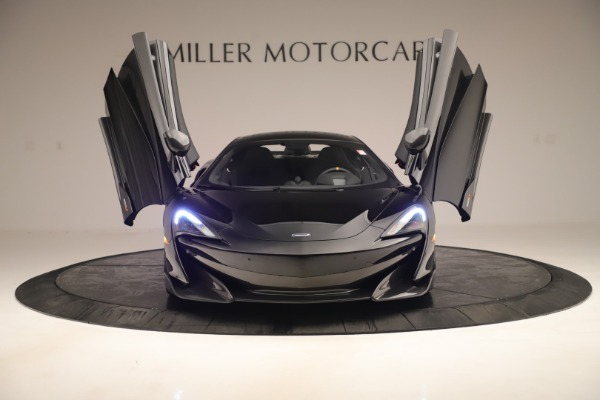 New 2019 McLaren 600LT Coupe for sale $278,790 at Maserati of Greenwich in Greenwich CT 06830 12