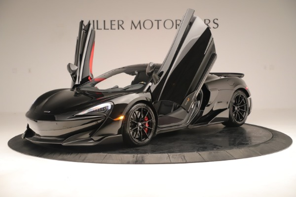 New 2019 McLaren 600LT Coupe for sale $278,790 at Maserati of Greenwich in Greenwich CT 06830 13