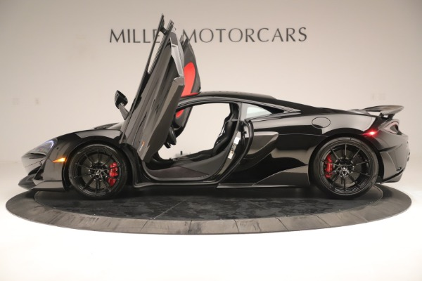 New 2019 McLaren 600LT Coupe for sale $278,790 at Maserati of Greenwich in Greenwich CT 06830 14