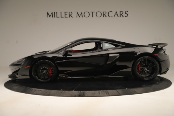 New 2019 McLaren 600LT Coupe for sale $278,790 at Maserati of Greenwich in Greenwich CT 06830 2