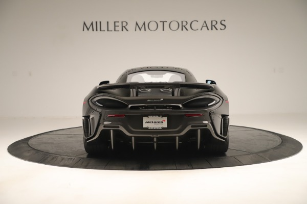 New 2019 McLaren 600LT Coupe for sale $278,790 at Maserati of Greenwich in Greenwich CT 06830 5