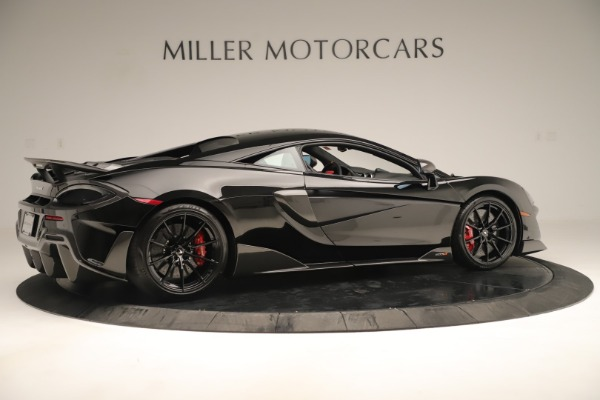New 2019 McLaren 600LT Coupe for sale $278,790 at Maserati of Greenwich in Greenwich CT 06830 7