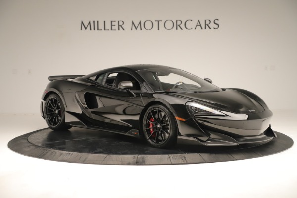 New 2019 McLaren 600LT Coupe for sale $278,790 at Maserati of Greenwich in Greenwich CT 06830 9